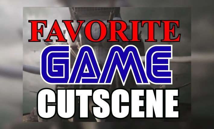 What Is Your Favorite Game Cinematic?