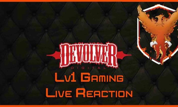 Devolver Direct Live Reaction