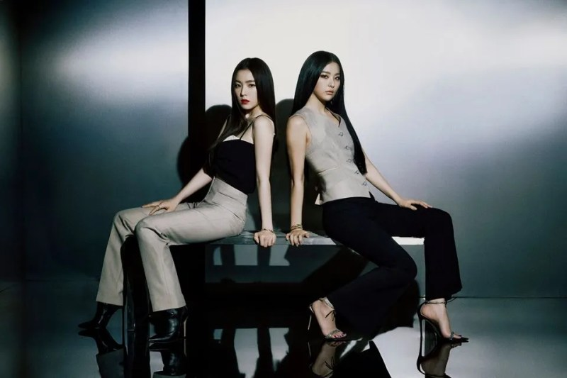 Irene and Seulgi's Monster