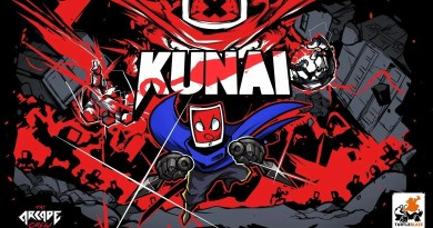 Kunai Key Art