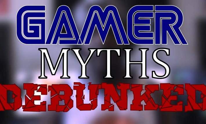Gamer Myths Debunked | Discussion