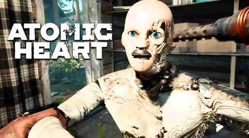 Atomic Heart New Trailer