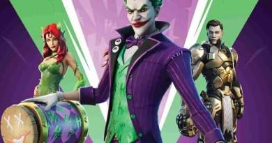 Fortnite Getting Joker & Poison Ivy