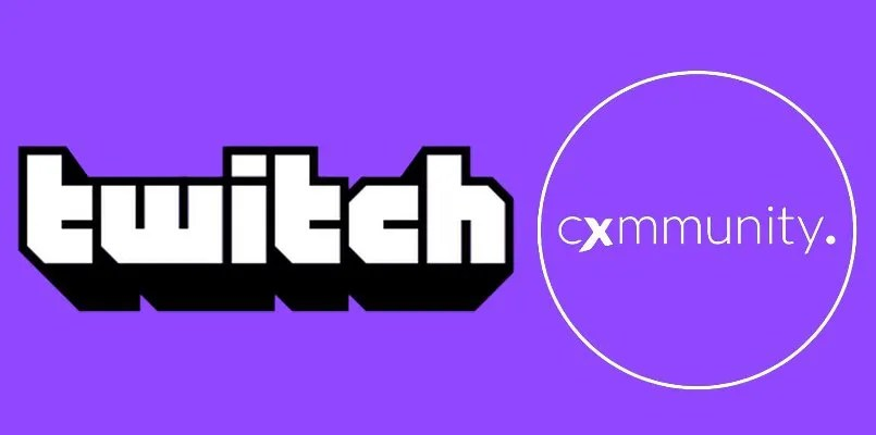 Cxmmunity and Twitch's partnership