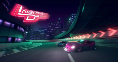 Inertial Drift Game Modes