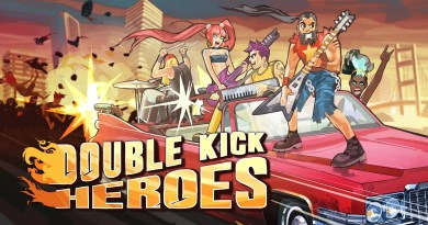 Double Kick Heroes Available Now