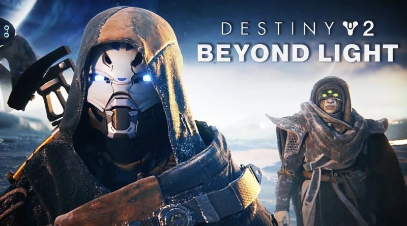 New Destiny 2: Beyond Light Trailer
