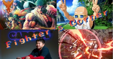Weekly Fighting Game News