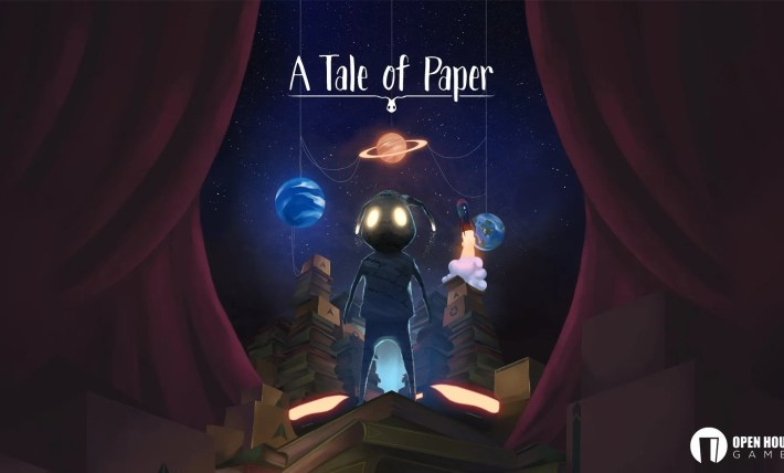 Ps4 Exclusive A Tale of Paper