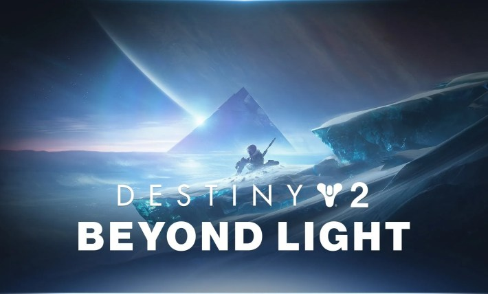 Destiny 2: Beyond Light New Trailer