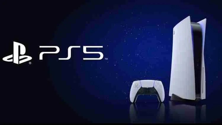 What the PS5 looks like.