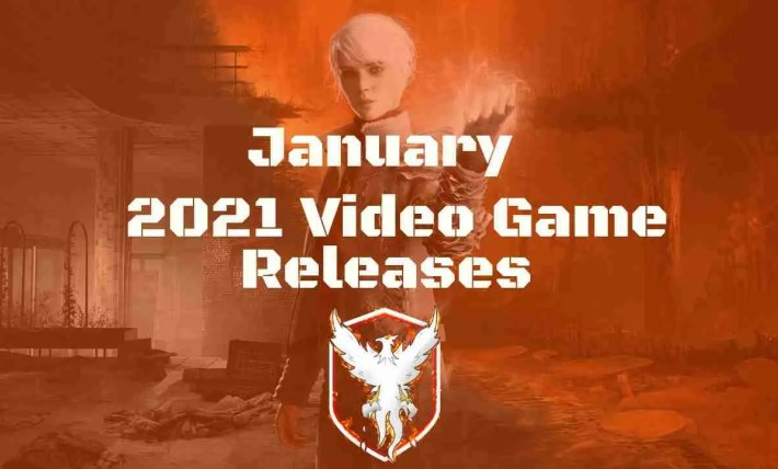 January 2021 Video Game Releases
