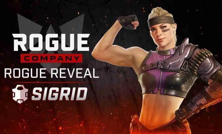 Rogue Company Arctic Shield Update