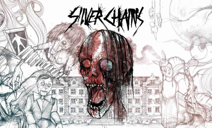 Horror Game Silver Chains