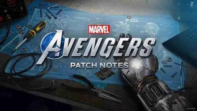 Marvel's Avengers Game Patch V1.4.2