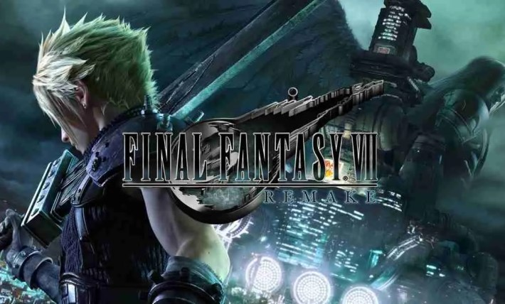 Final Fantasy 7 Remake For Xbox