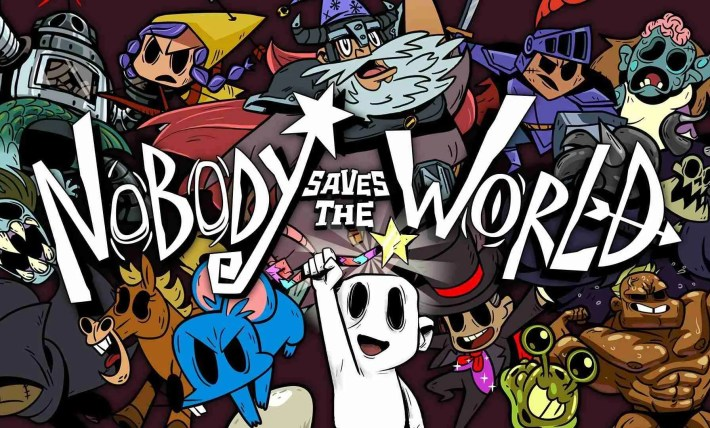 Drinkbox Studios' Nobody Saves the World