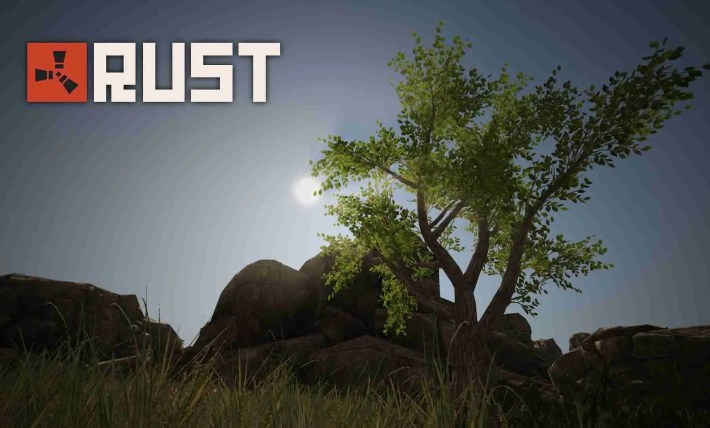 Rust Console Gameplay