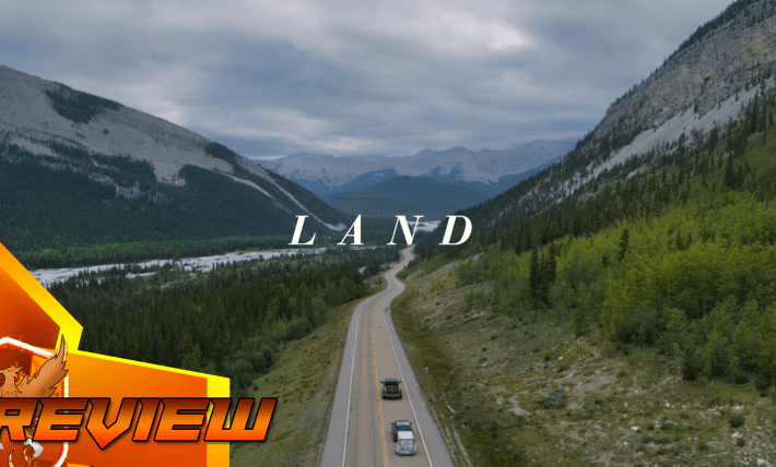 land intro image