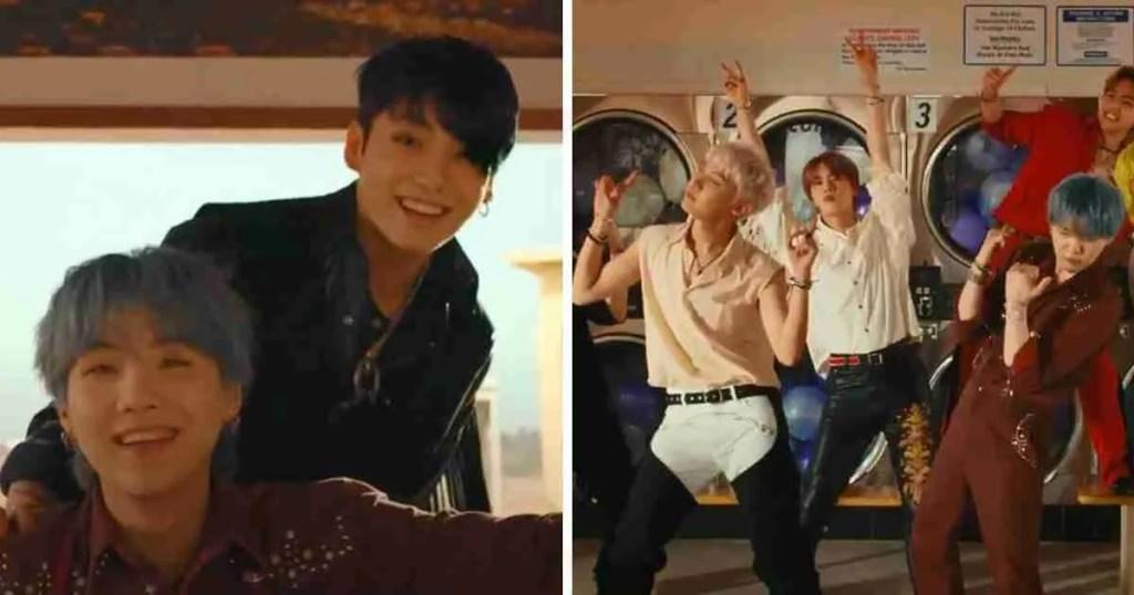 BTS' Comeback Permission to Dance