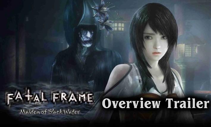 Fatal Frame overview trailer