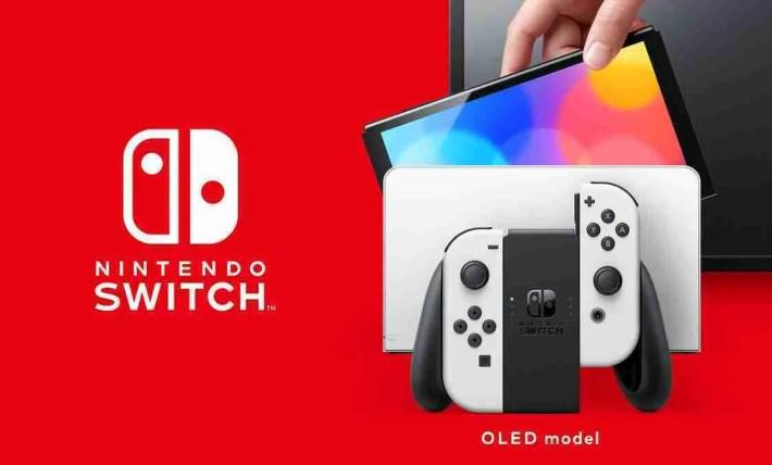 OLED Nintendo Switch