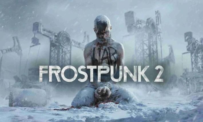 Frostpunk 2 Logo