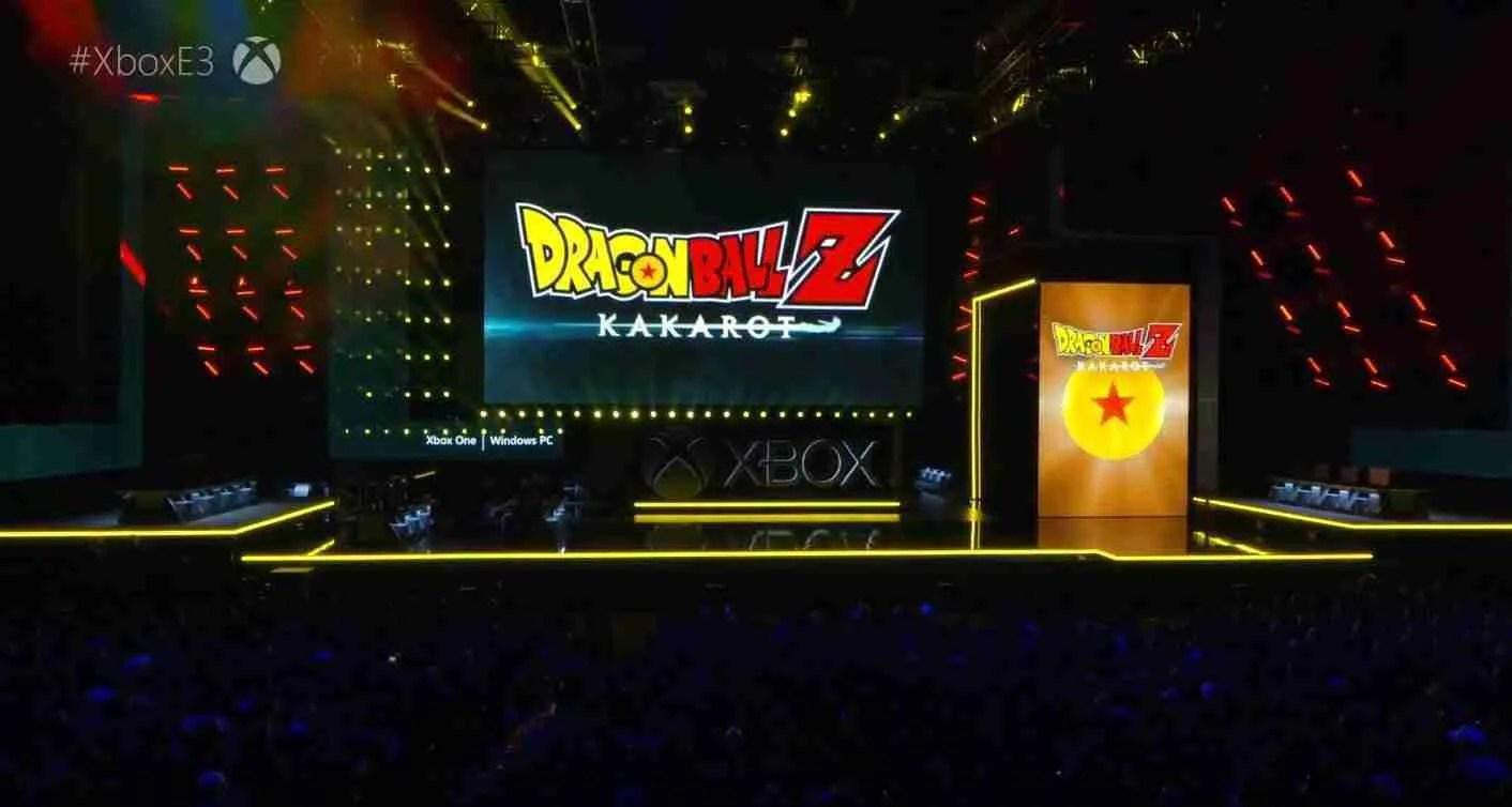 Dragon ball Xbox E3