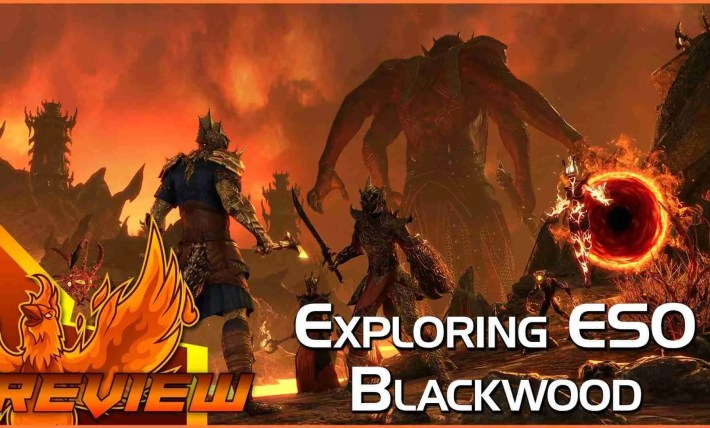 ESO Blackwood