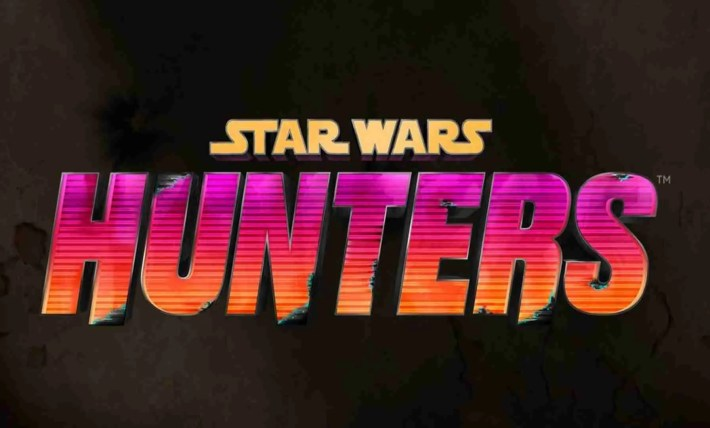 We Have An Update on Star Wars: Hunters