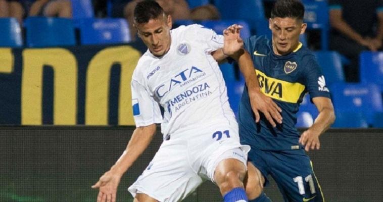 Boca cayó ante Godoy Cruz en un amistoso