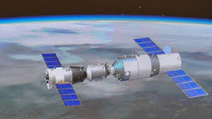 Una estación espacial China está fuera de control y se espera caiga en la Tierra