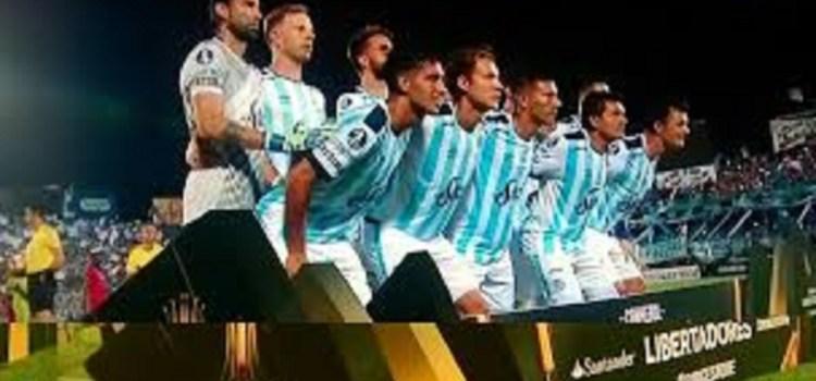 Atlético juega esta noche por Libertadores y transmite LV7
