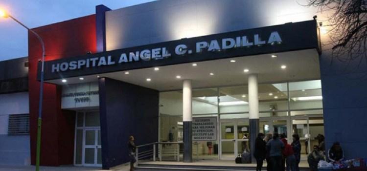 Operaron con éxito a un paciente con un tumor en el hospital Padilla