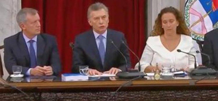 Mauricio Macri aseguró que el país está mejor que en 2015