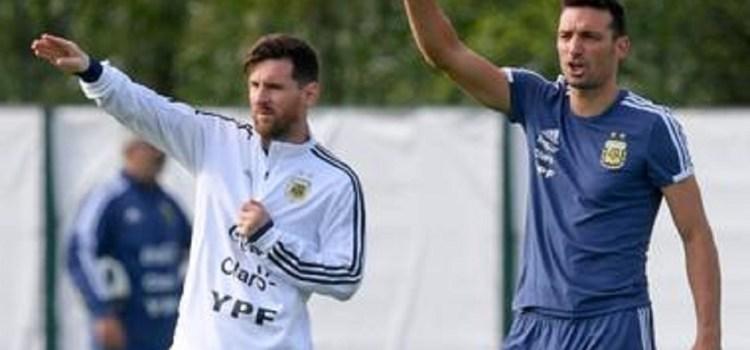Lionel Scaloni dio a conocer a los 23 convocados para la Copa América