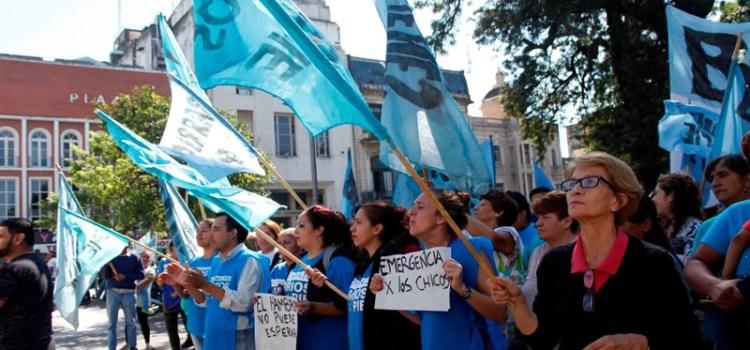 Barrios de Pie realizará mañana una jornada de protesta en toda la provincia  de Tucumán