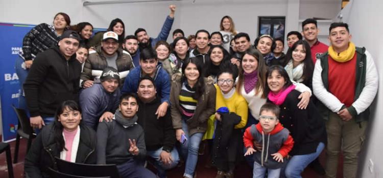 Encuentro de Jóvenes de Libres del Sur en Consenso Federal
