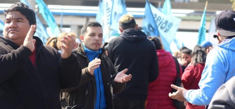 Barrios de Pie realizó una jornada de protesta nacional