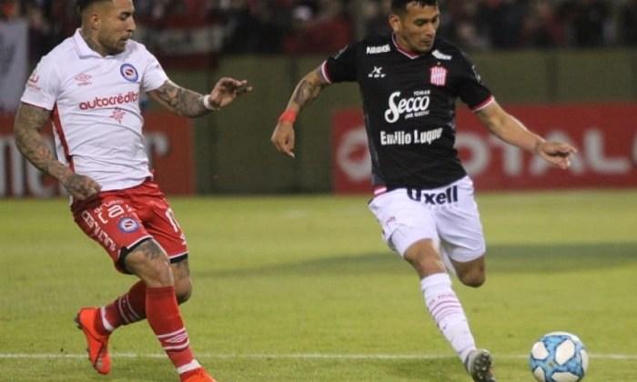 San Martín quedó eliminado en la Copa Argentina