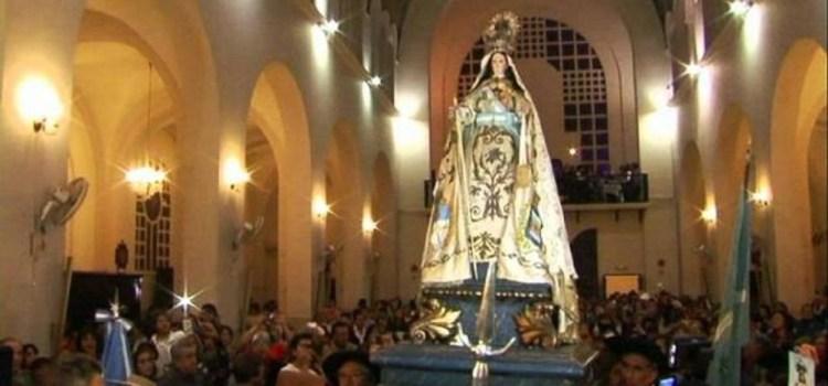 Este jueves se celebra el Día de la Virgen de la Merced