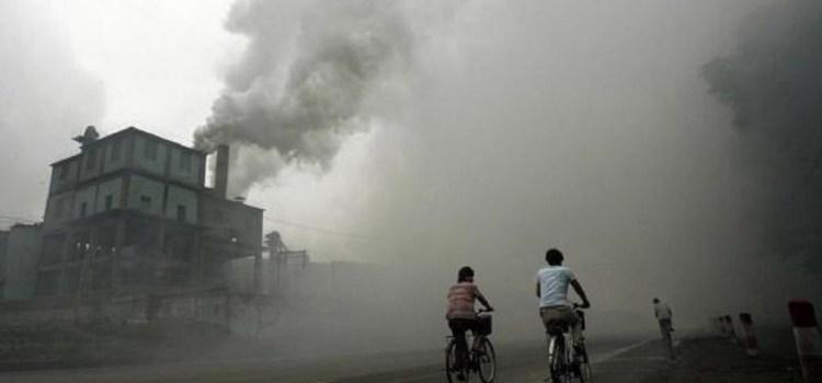 China es el país más contaminante del mundo