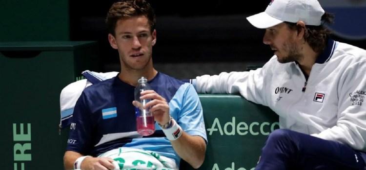 Copa Davis : Schwartzman no pudo con Struff y Alemania se quedó con la serie por 2-0