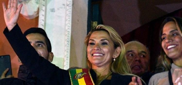 Áñez no será candidata presidencial en las elecciones del año próximo