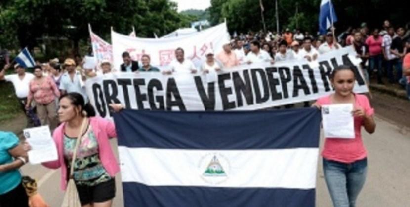 Procesaron a 16 opositores detenidos por llevar agua a huelguistas de hambre en Nicaragua