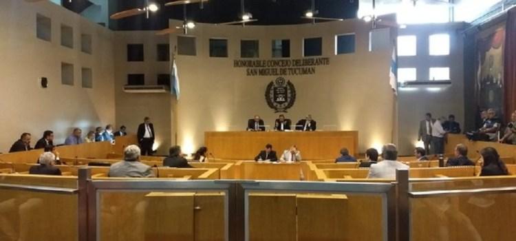 El Consejo Deliberante se congeló los sueldos por 180 días