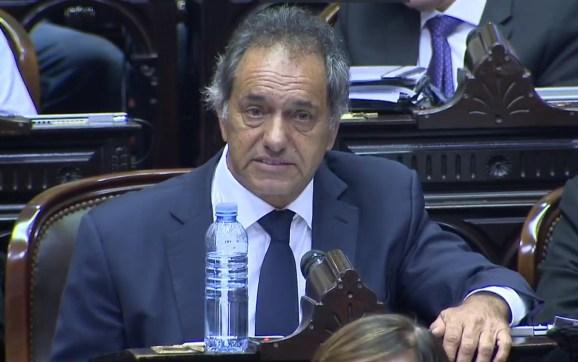 Jubilaciones de privilegio: Acusan a Scioli de diputrucho