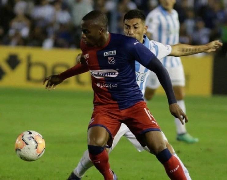 Independiente Medellín eliminó a Atlético Tucumán de la copa Libertadores