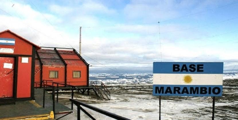 En la Antártida, se registró el día más caluroso desde 1961