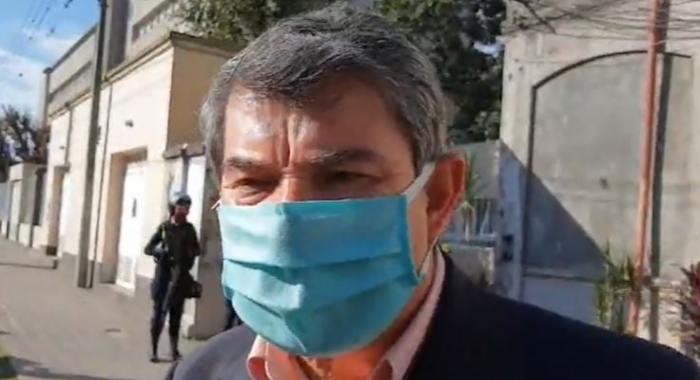 El ministro de Seguridad, Claudio Maley dio positivo de COVID-19 – LV7